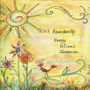 think-abdunance-energy-intention